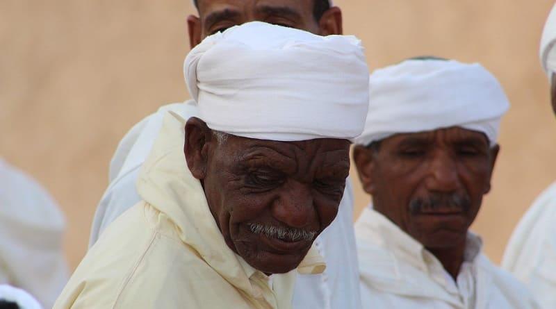 Bereber Marruecos