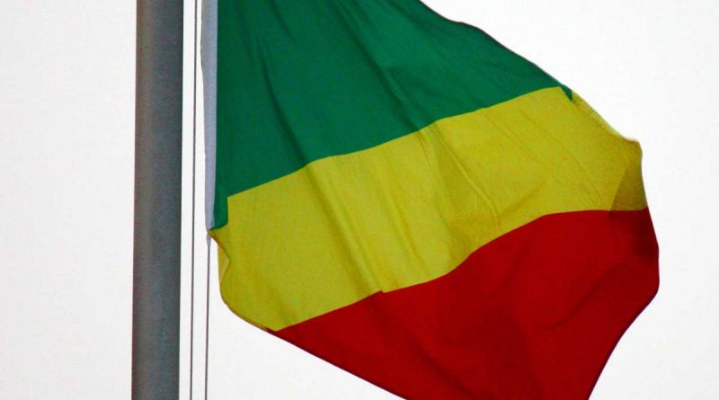 Drapeau du Congo