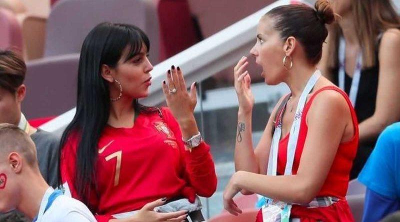 ¡La compañera de Ronaldo, Georgina Rodríguez, lleva el anillo de compromiso más caro del mundo!