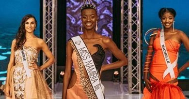 ¡La mujer más bella de Namibia es Chelsi Shikongo!