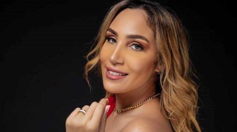 ¡Quinta esposa del multimillonario nigeriano, la marroquí Laila Charani sublime!