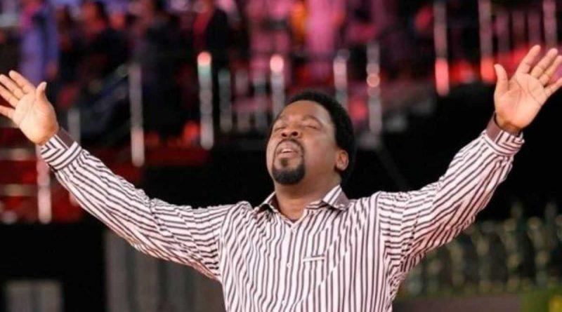 "¡el ""profeta"" TB Joshua está muerto!"