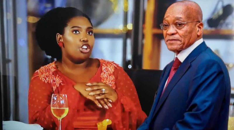 LaConco et Jacob Zuma, la fin