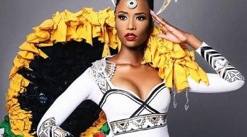 ¿Qué le pasa a Zozibini Tunzi, la mujer más bella del mundo?