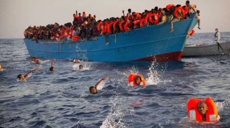 239 migrantes murieron entre enero y agosto de 2020