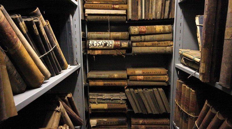Archivos nacionales: un directorio de la historia de Sudáfrica