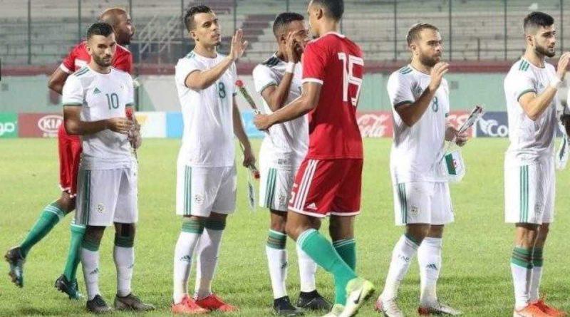 Argelia A 'finalmente se enfrentará a Liberia el 17 de junio