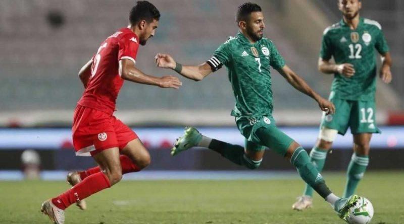 Argelia domina a Túnez y vence ... Costa de Marfil, Marruecos se prepara contra Burkina
