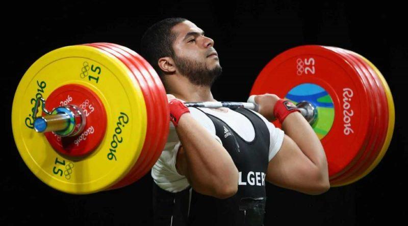 Argelia gana 39 medallas, incluidas 10 de oro