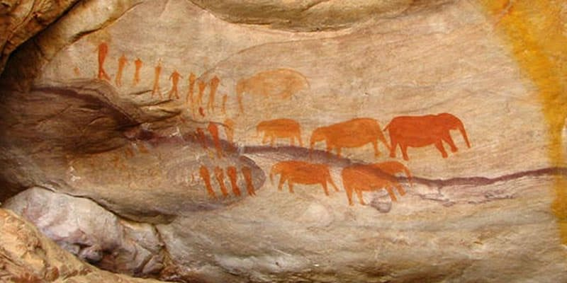Aventuras en cuevas sudafricanas