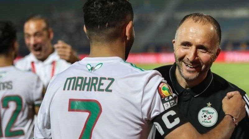 Belmadi quiere perdonar a Mahrez ante Mauritania