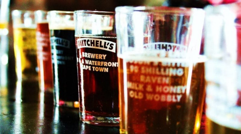Cerveza en Sudáfrica