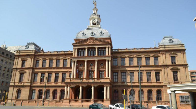 Church Square: punto de encuentro en Pretoria
