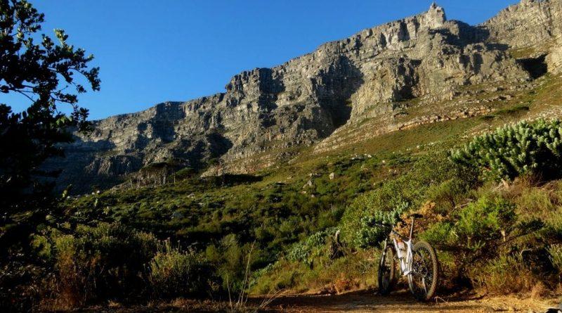Ciclismo en Table Mountain, Ciudad del Cabo