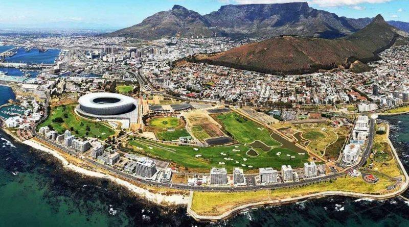 Ciudad del Cabo, descripción general    Descubrimiento de Sudáfrica