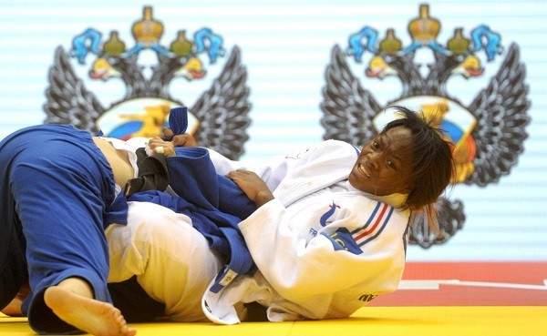 Clarisse Agbegnenou, triple campeona del mundo, se reúne en Tokio por el oro olímpico