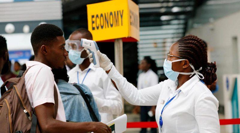 Coronavirus y Sudáfrica