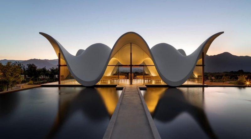Delicadeza y complejidad de la arquitectura sudafricana