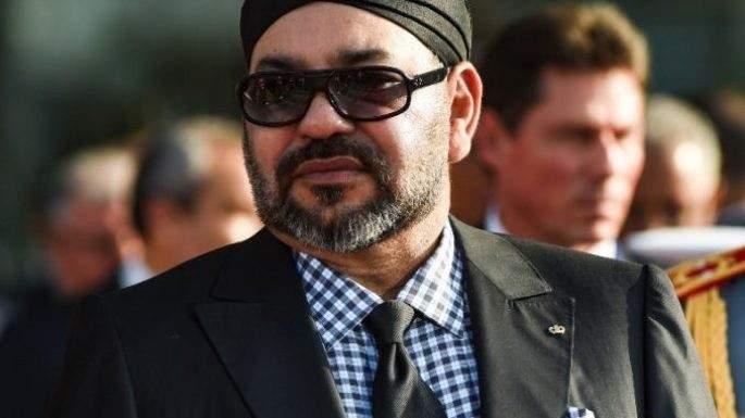 Le roi du Maroc, Mohammed VI