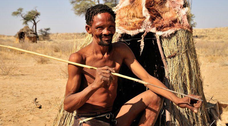 Descubriendo la cultura bosquimana
