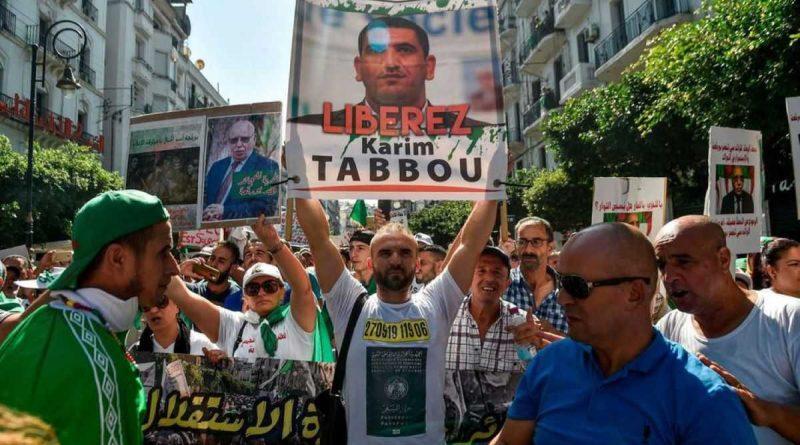Detención en Argelia de la figura de Hirak Karim Tabbou, dos días antes de la votación