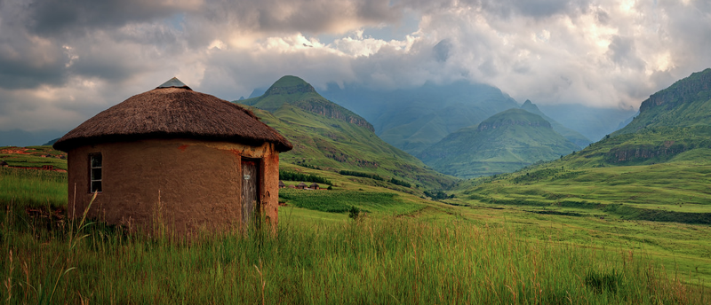 Drakensberg, patrimonio mundial |  Descubrimiento de Sudáfrica