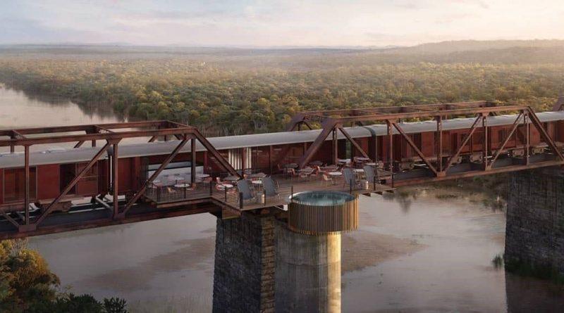 Eche un vistazo al nuevo y lujoso 'train lodge' en Kruger Park que abrirá pronto