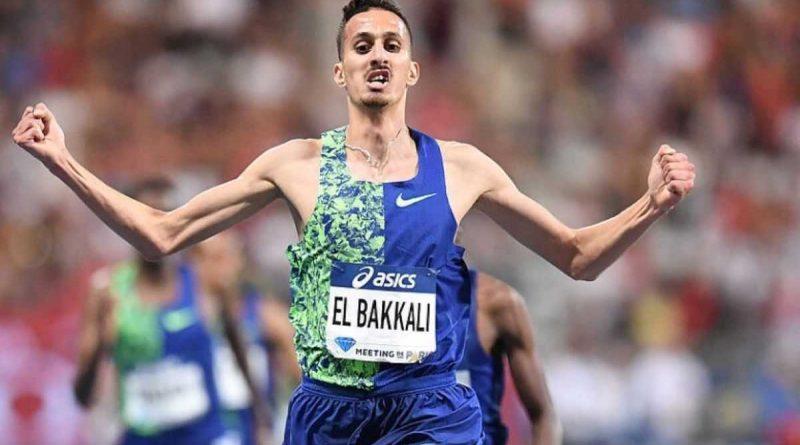 El Bakkali mejor intérprete del año en carrera de obstáculos de 3000 m