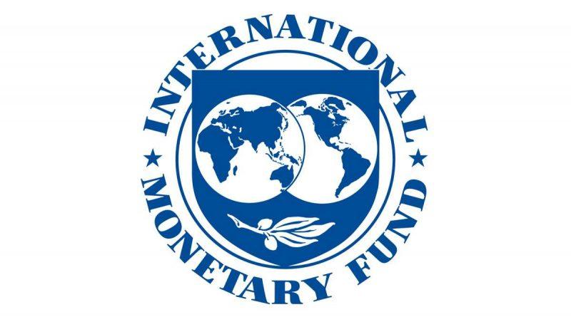 Logo du Fonds Monétaire International (FMI)