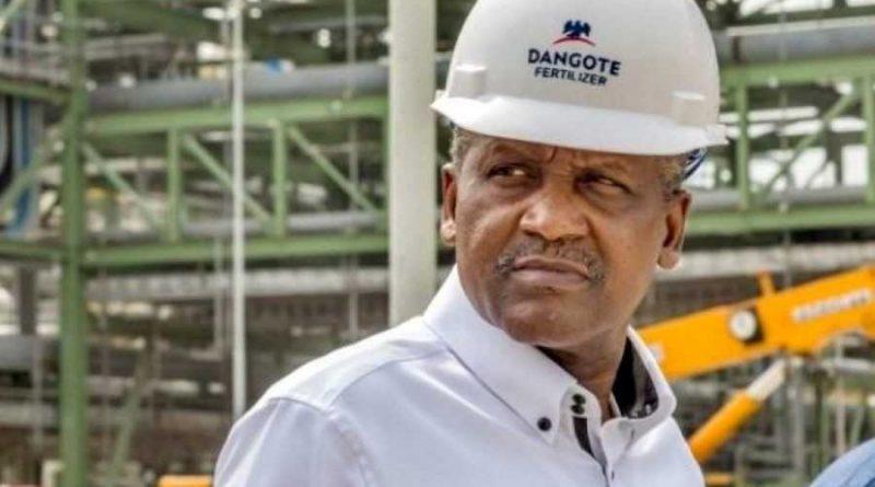 El hombre más rico de África, Aliko Dangote hace su mayor apuesta