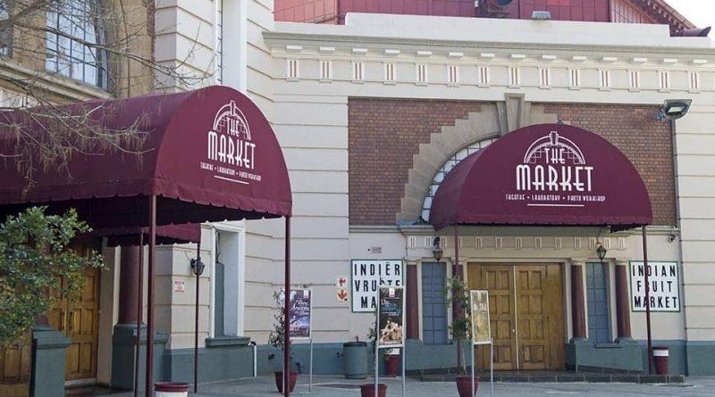 El teatro del mercado en Newtown