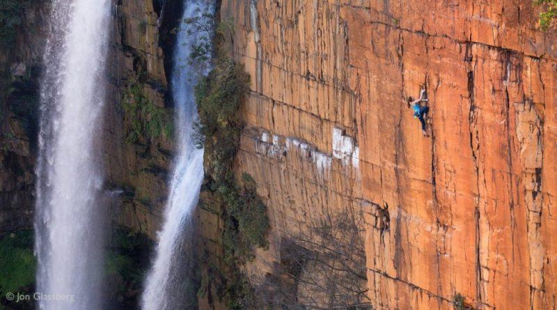Escalada en Sudáfrica