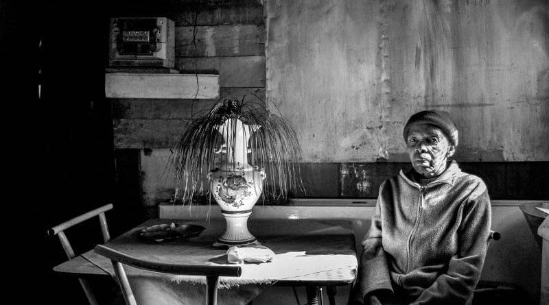 Favorito: ensayo fotográfico de Tshepiso Mazibuko llamado 'Encuentros' (parte 1)
