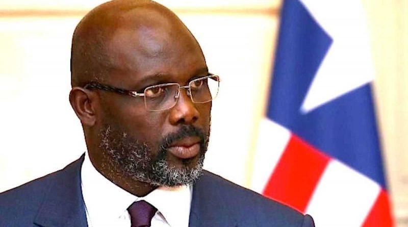 """George Weah a la caza de los """"grandes ladrones"""" del estado liberiano"""