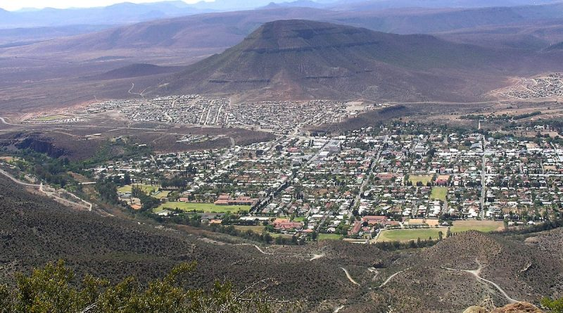 Graaff-Reinet, Cabo Oriental |  Descubrimiento de Sudáfrica
