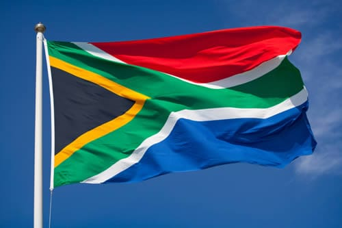 Hablemos de la bandera sudafricana |  Descubrimiento de Sudáfrica