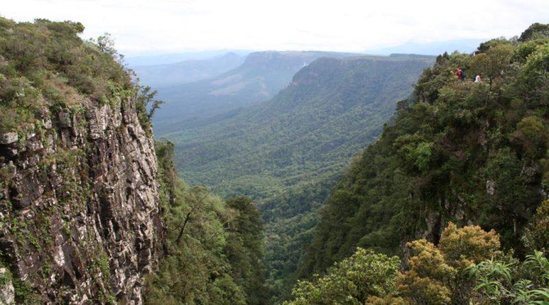 La ventana de Dios: joya del paisaje sudafricano