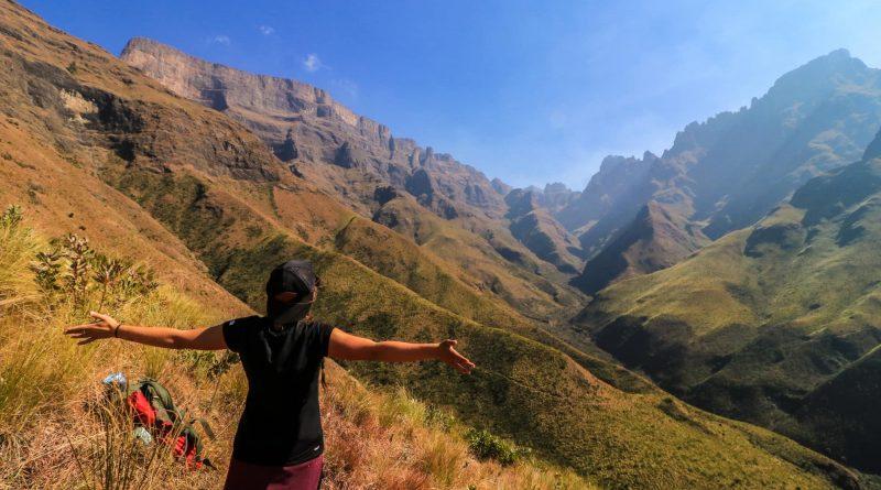 Las mejores caminatas cortas en las montañas Drakensberg