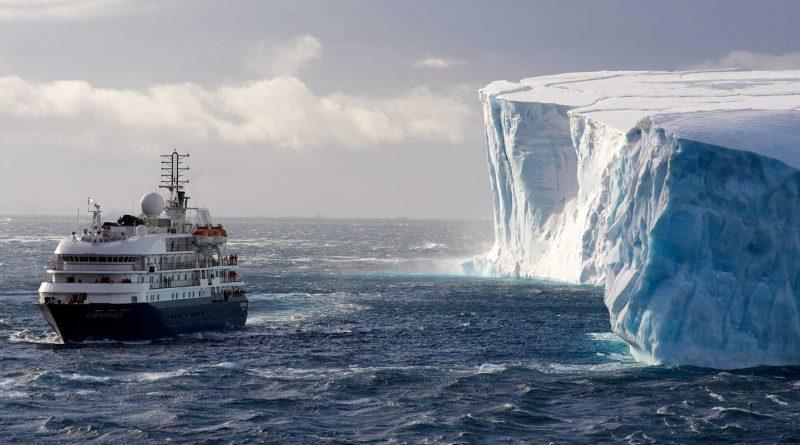 Llegar a la Antártida desde Ciudad del Cabo (2/2)