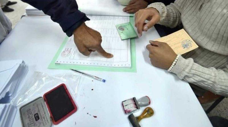 Los argelinos eligen a sus diputados