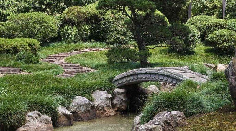 Los jardines japoneses de Durban