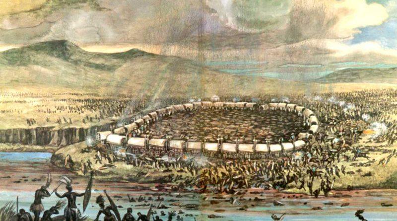 Los sitios de batalla más famosos de Sudáfrica