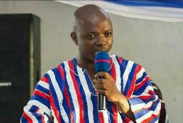 MP acusado de convertir Dormaa West en una zona de guerra