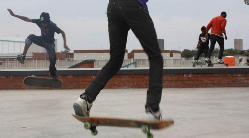Maloof Skate Plaza, Kimberley    Descubrimiento de Sudáfrica