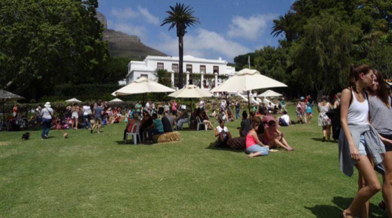 Mercado Oranjezicht en Ciudad del Cabo