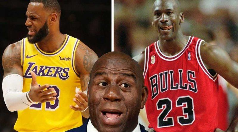 Michael Jordan, Magic Johnson, Lebron James, Kobe Bryant…, los más ricos de todos los tiempos