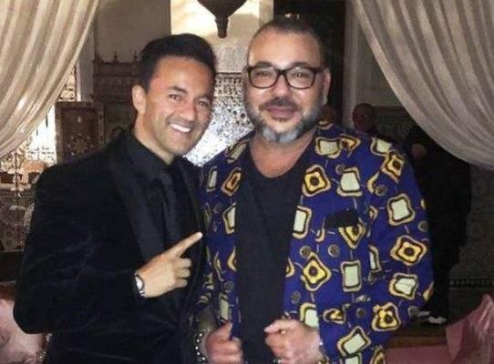 "Mohammed VI padrino de ""Casa Fashion Show"" 2021, Adama paris la madrina!"