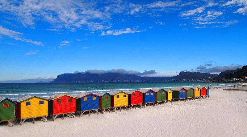 Muizenberg: el suburbio costero regenerado de Ciudad del Cabo (1/2)