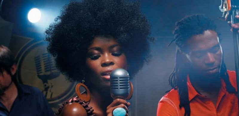 Música de Sudáfrica - Ritmo en el corazón