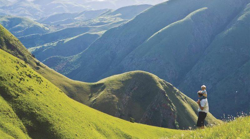 Paisajes de Swazilandia    Descubrimiento de Sudáfrica